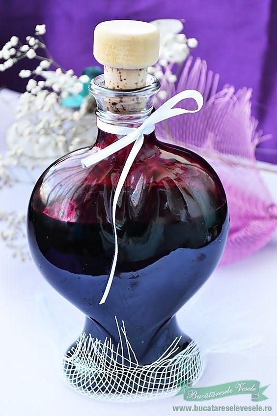 Sirop Din Fructe De Soc Tea Cafe Artisan Food Perfume Bottles
