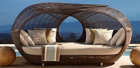 Wouldn't you just love to curl up with a good book in this? melodyplumb