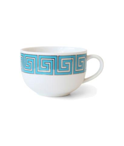 Design Darling home decor & monogrammed gifts — Jonathan Adler Greek Key Mug