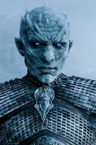 Game of Thrones season 5. Night's king EL PUTO AMO DE LA QUINTA TEMPORADA