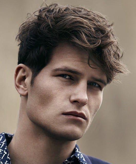42+ Messy hairstyles men ideas in 2021