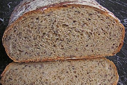 Dinkelkrustenbrot im Schmortopf gebacken (Rezept mit Bild) | Chefkoch.de