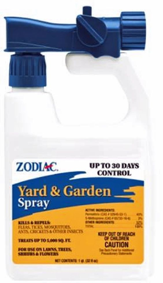 Zodiac Flea And Tick Yard And Garden Spray Check This Awesome