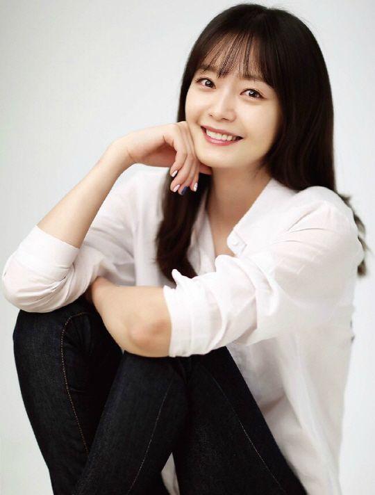 Artis Korea Tercantik  Jeon So Min