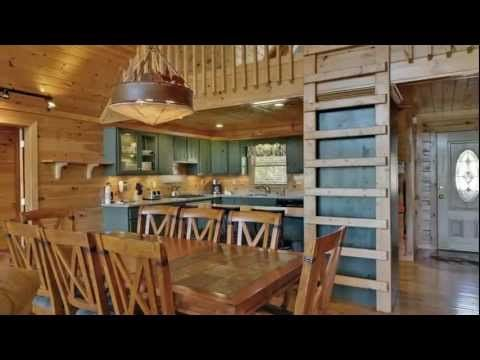 Hidden Lake Lodge in Blue Ridge - North GA Cabin Rental