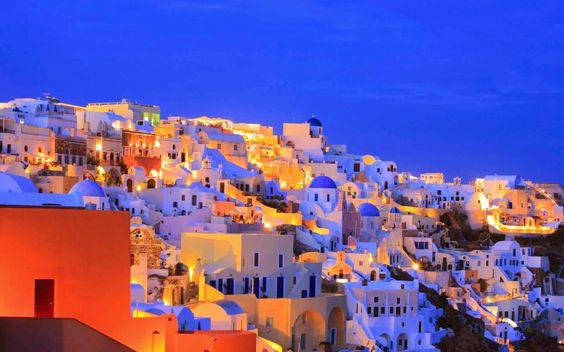 Grécia e as águas mais cristalinas do mundo.