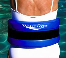 Watergym water aerobics flotation belt exercise pinterest running the o 39 jays and love for Flotation belt swimming pool exercise equipment