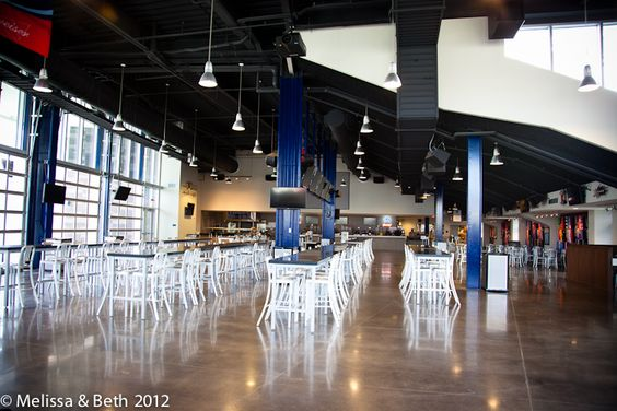 Kansas City Wedding Reception Venue Sporting KC Stadium