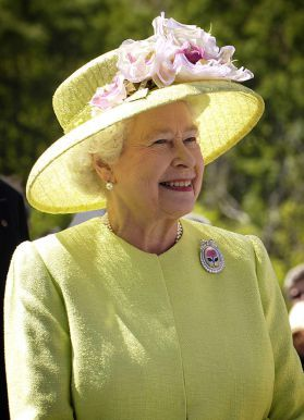 Happy 90th Birthday, Your Majesty.  God Save the Queen!