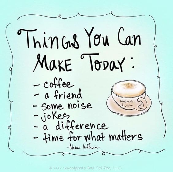 Things you can make today