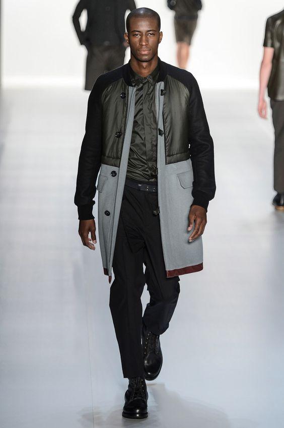 Standard Deviation - Fashion. Design. Culture. Art. Myko.: Colcci Fall / Winter 2013 Menswear Runway