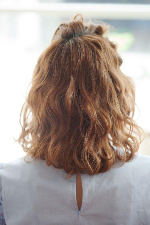 自分でできる簡単アレンジヘア