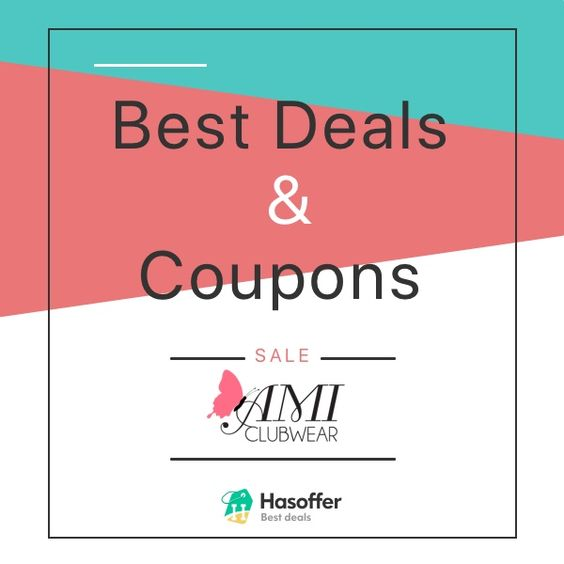 2018 hasoffer amiclubwear Coupons Deals