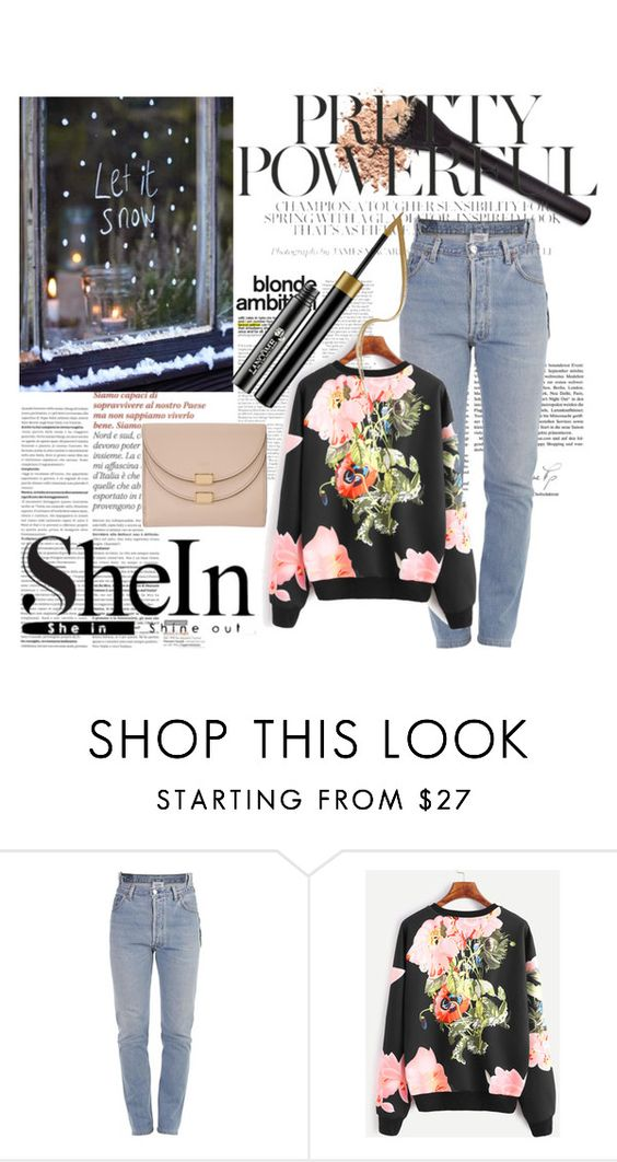 """Untitled #172"" by halimahasanbegovic ❤ liked on Polyvore featuring Vetements and Chloé"