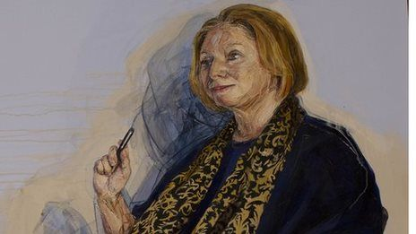 Hilary Mantel's New Portrait Will Be Displayed In The British Library
