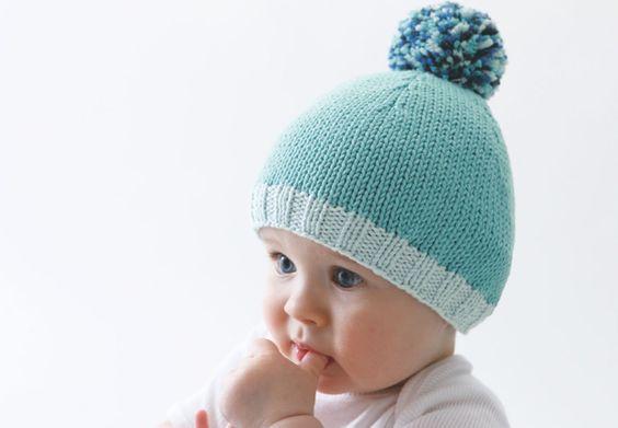 Un #bonnet bleu