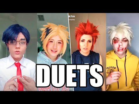 The Best Compilation Of Bnha Duets On Tik Tok 07 Tiktotaku Youtube Duet Youtube Tik Tok