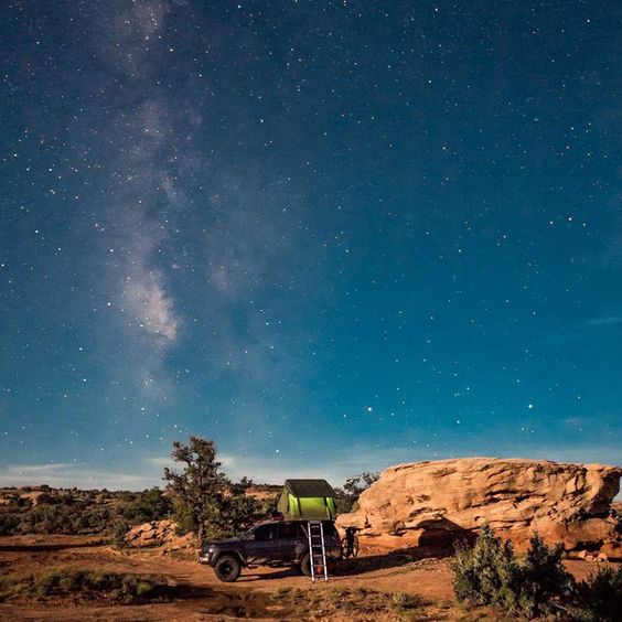 Great Tent Topped c&ing shoot under the stars by Steven Koch | Roof Top Tent | Pinterest | Roof top tent and Tents & Great Tent Topped camping shoot under the stars by Steven Koch ...