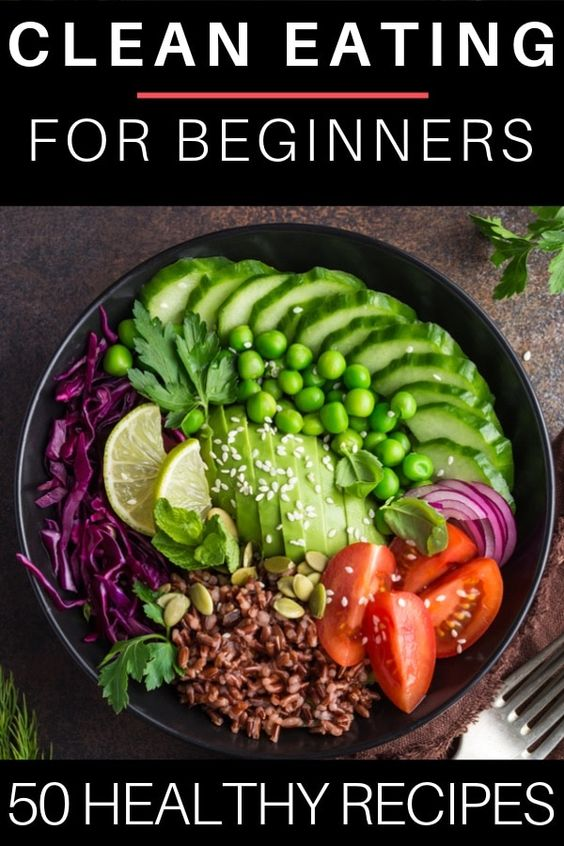Clean Eating Recipes for Weight Loss! 50 Healthy Recipes