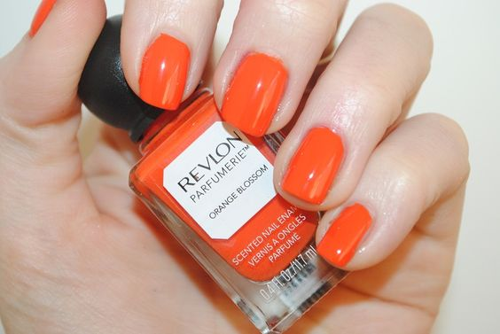 Revlon Parfumerie Orange Blossom swatch