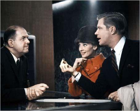 Desayuno con diamantes : Foto Audrey Hepburn, George Peppard, John McGiver: