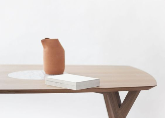 Trees and Rocks table by Martin Azua » Retail Design Blog