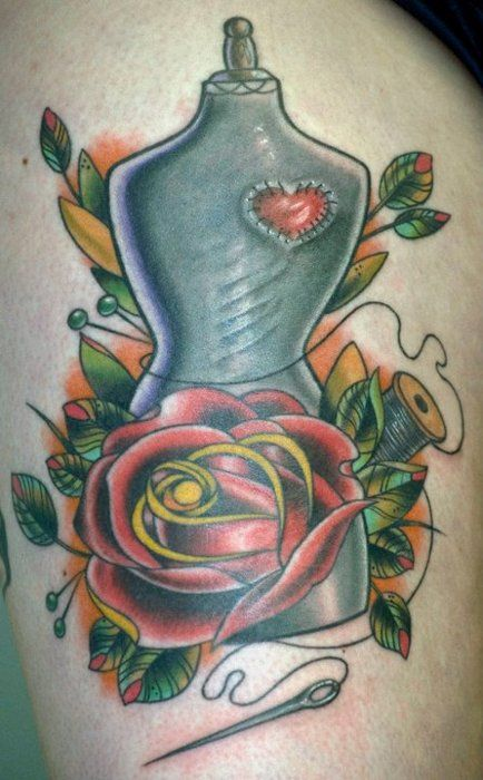 Submitted by Jessica (silkwormtattoo@gmail.com): Kevin Combs from Silkworm Tattoo Company. Hamilton, Ohio