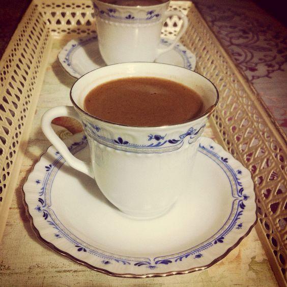 Türkish kafe