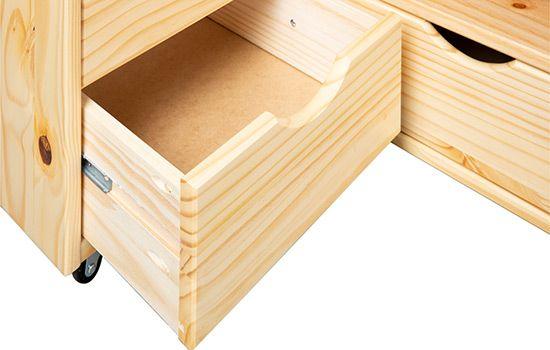 Ikea Unterbettkommode Stoff Tage Fur Die Kuche Hab Ich Mir Bei Ikea Letztens Noch Eine Einfache Heimwerkerprojekte Ikea Inspiration