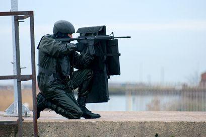 CBASS Ballistic Shield