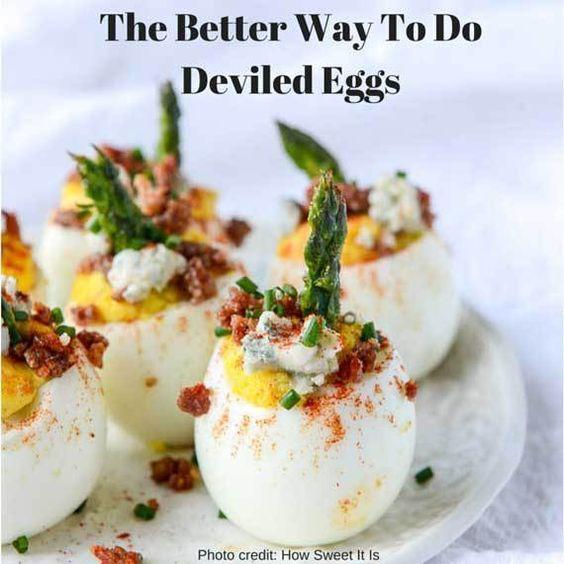 Deviled eggs, Eggs and Deviled eggs recipe on Pinterest