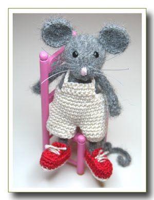 Amigurumi Mouse Free Pattern : amigurumi free pattern: netten ?ectiklerim Amigurumis ...