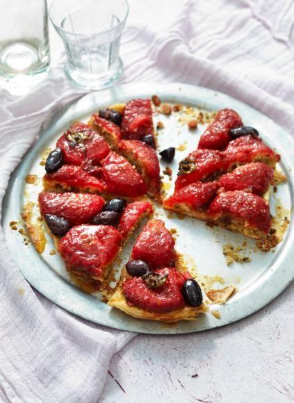 Rezept: Tomaten-Tarte-Tatin