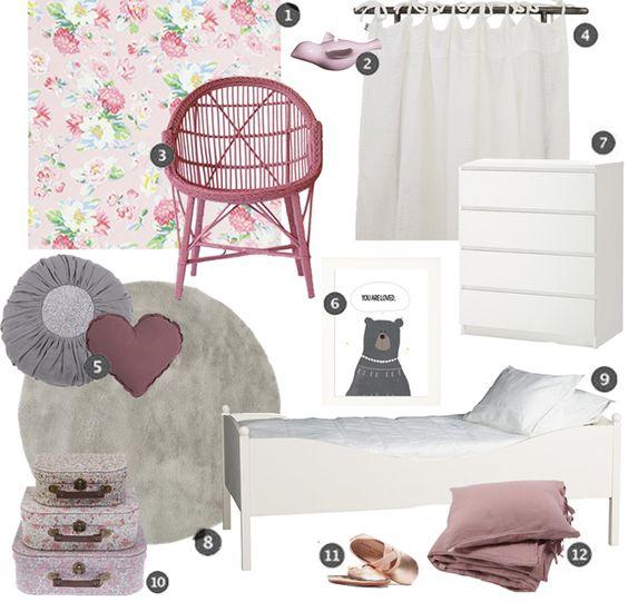 Blog da Carlota: Modern girl room