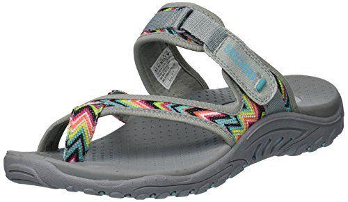 Skechers women, Skechers, Flip flop sandals