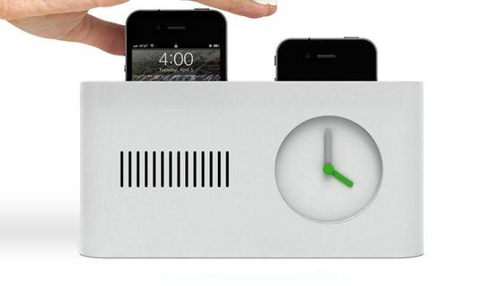 Iphone Toaster Alarm