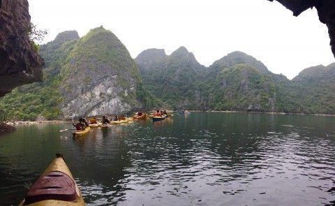 Hanoi y  Bahía de Ha Long Bay, Vietnam