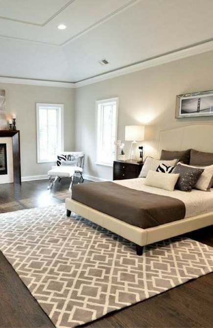 67 Trendy Decor White Walls Bedroom Floors Bedroom Wood Floor Hardwood Floors Dark Bedroom Flooring