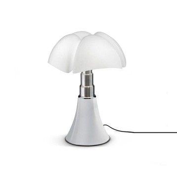 Lampe Design Mini Pipistrello Touch Blanc Ampoule Led Integree Dimmable H 35cm Mini Pipistrello Lampe Led Lampe Pipistrello