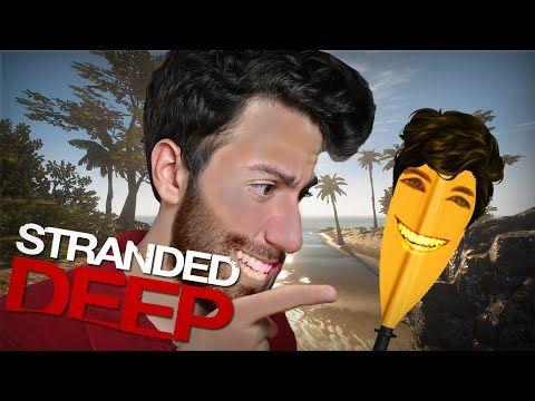 Lanet Olasi Kurek Stranded Deep 6 Youtube Youtube Kanal Videolar