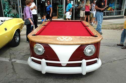 VW billiards...noice.