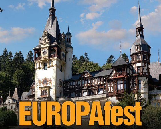 Festivalul muzical de la Sinaia: nu rata EUROPAfest!
