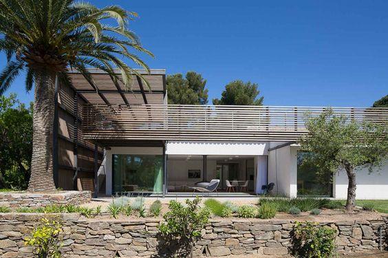 vincent coste architecte maison l2 house saint-tropez designboom