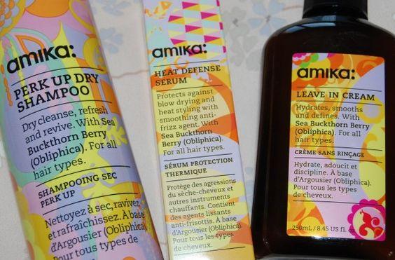 LOVE @amika hair products!!!
