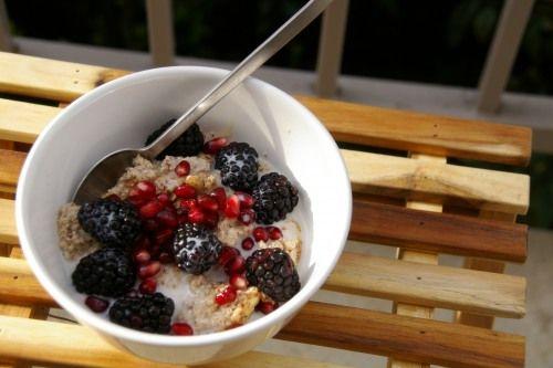 ... In: Breakfast Edition   Breakfast Bowls, Pomegranates and Breakfast