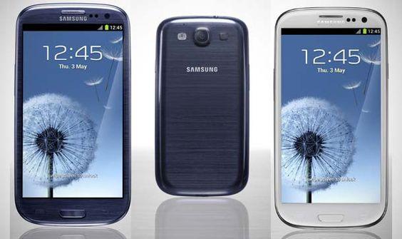 Samsung Galaxy S3....uhhhhh i want one soooo bad