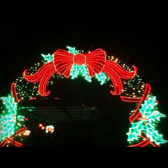 Holiday Lights Places To See And Amazing Places On Pinterest