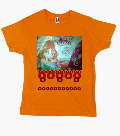 Camiseta WINX