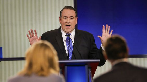 Former Arkansas Gov. Mike Huckabee is suspending his presidential campaign.