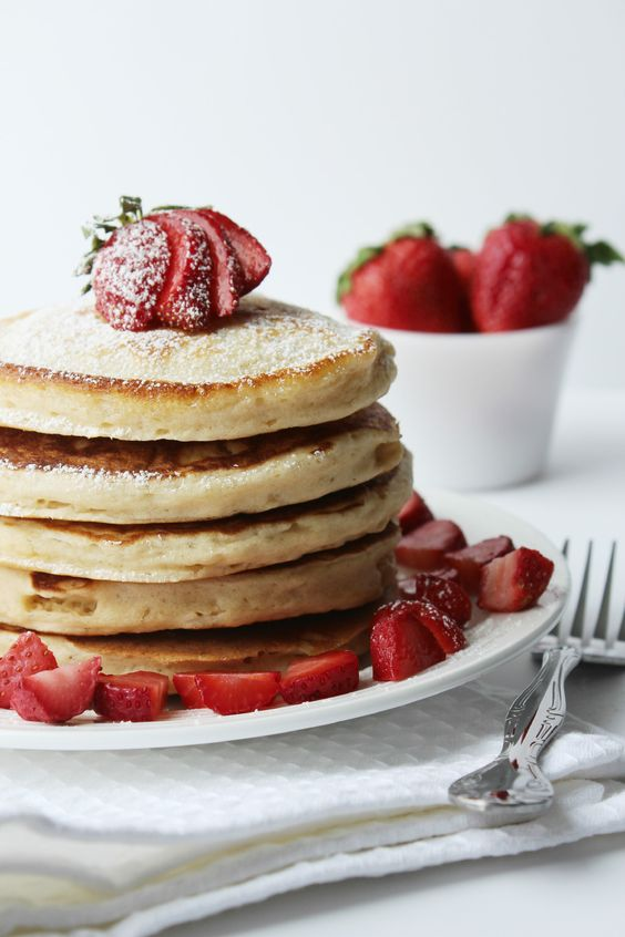 There are certain recipes that everyone needs a go-to recipe for. Pancakes are one of those. I've tried plenty of recipes, eventually settling on one that I wasn't necessarily excited about. It jus...